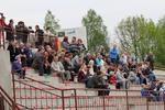 Unia Turza - Czarni Góral Żywiec 03.05.2015r. foto Andrzej Kwiatoń