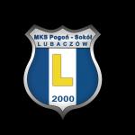 herb MKS Pogon-Sokół Lubaczów