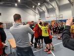 Turniej o Puchar Prezesa DZPN - Wrocław 01.12.2018r.