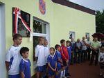 Nadanie imienia Józefa Stefaniaka stadionowi MKS Orla Wąsosz